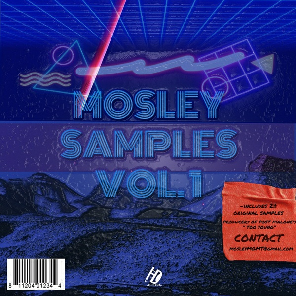 MOSLEY SAMPLES VOL. 1