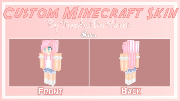 Custom Minecraft Skin