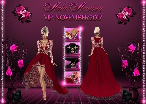 VIP SEPTEMBER 2017 NO RESELL