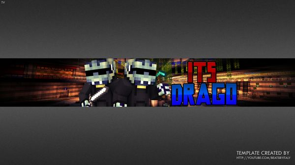 Minecraft Banner!