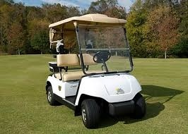 Yamaha Golf Cart Electric Parts and Service Manual