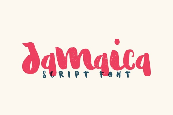 Jamaica Script