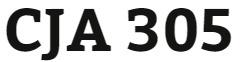 CJA 305 Week 2 Criminal Defense Case Analysis