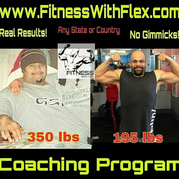 FitnesWithfFlex ONE YEAR Coaching Program