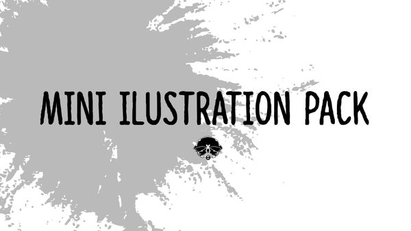 Mini illustration pack.