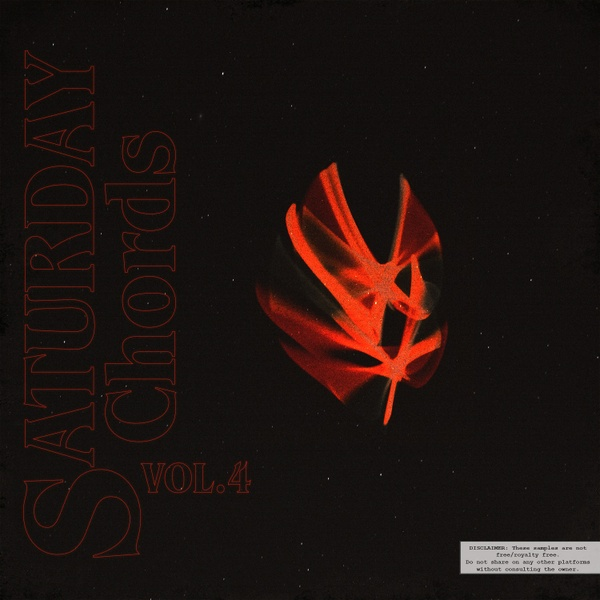 Juzicy Presents - Saturday Chords Vol.4 (WAV)