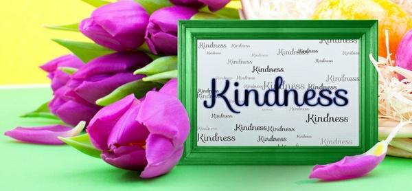 Kindness Wall Decor Design Print