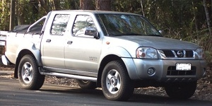 Nissan Navara Frontier D22 Factory Service Manual 1997-2004