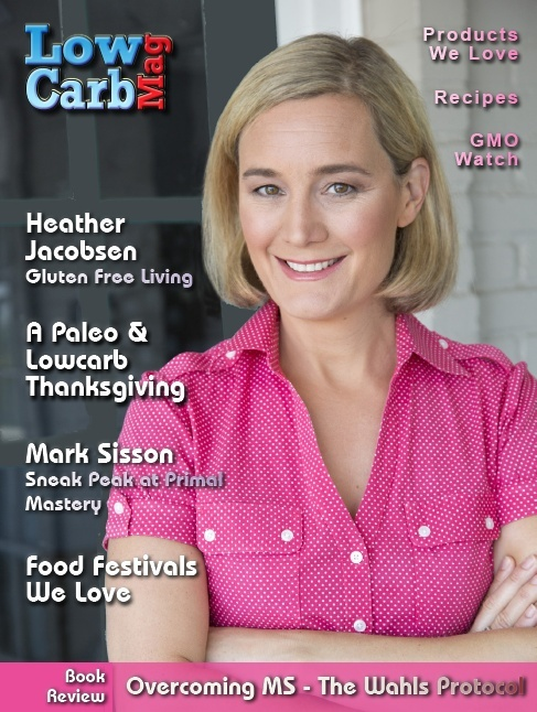 Low Carb Mag November 2014 - The Worlds Most Loved Low Carb Magazine