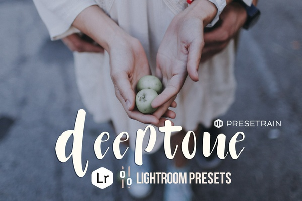 Deeptone Lightroom Presets
