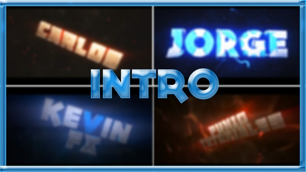 Text Intro 3D