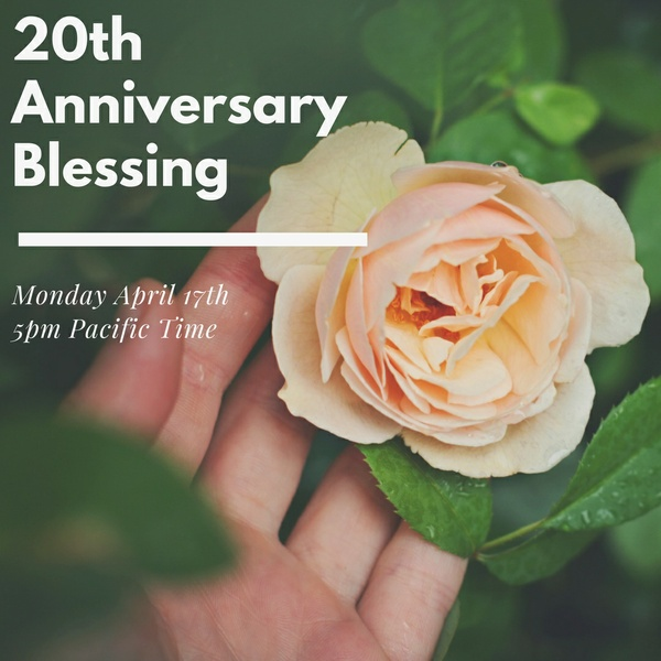 Anniversary Blessing