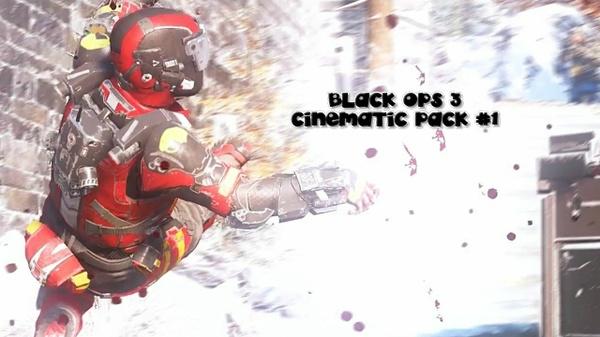 [BO3 CINEMATIC PACK #1]