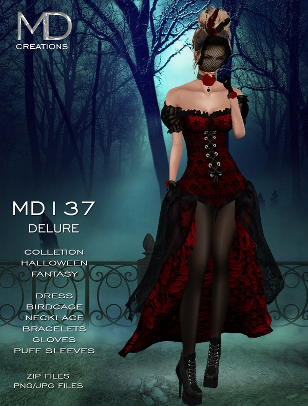MD137 - Collection Halloween