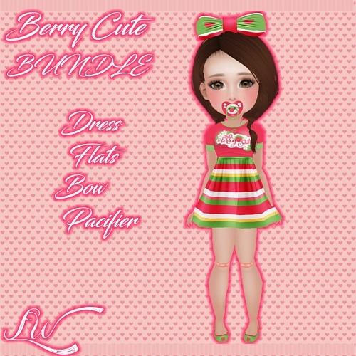 Berry Cute BUNDLE