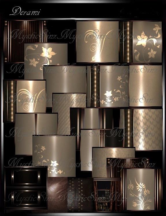 Derami Room Collection