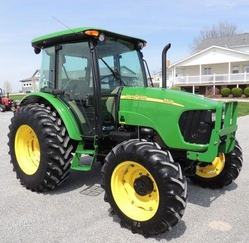John Deere 5225, 5325, 5425, 5525, 5625, 5603 Tractors Diagnosis and Tests Service Manual (TM2197)