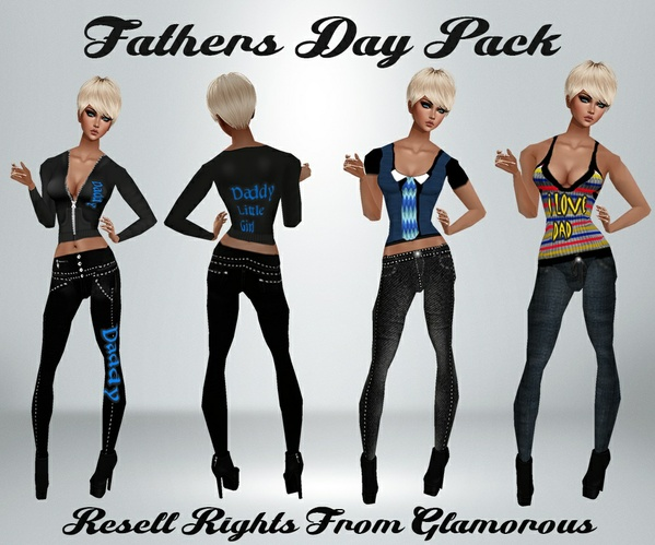 Father's Day Pack Catty Only!!!