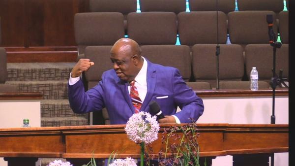 "Pastor Sam Emory 06-28-17pm "" Avoiding Weariness "" MP4"