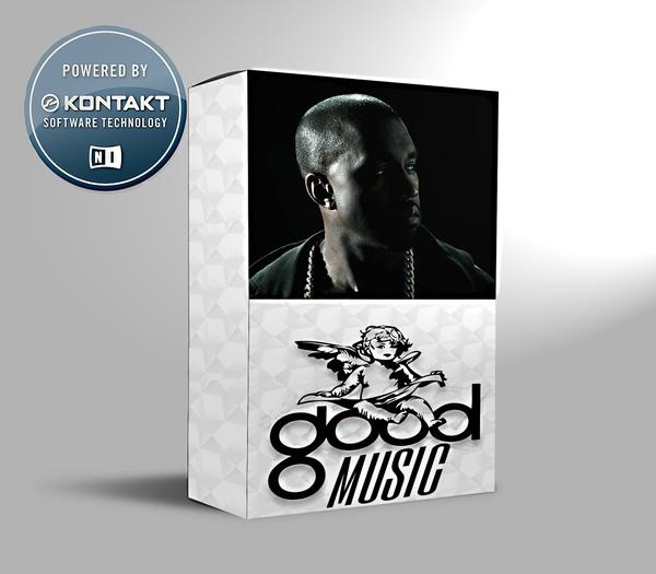 G.O.O.D. MUSIC KONTAKT LIBRARY