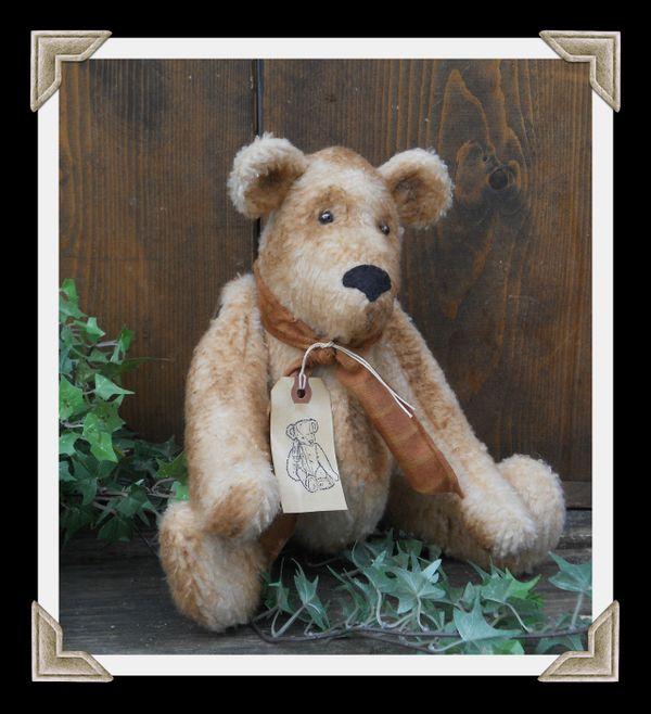 #221 My Ol Bear E Pattern
