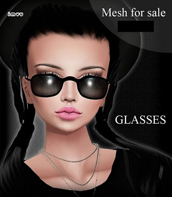 Mesh Classic Glasses
