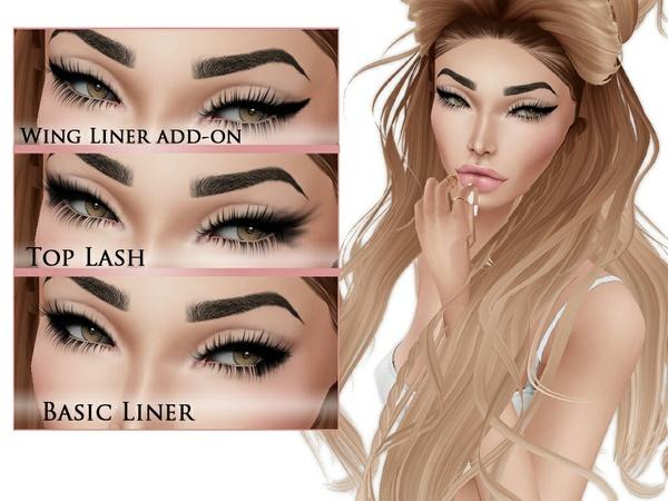 IMVU Texture - Eyeliner Pack
