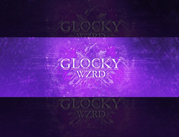 Glocky WZRF PSD (100% Customizable)