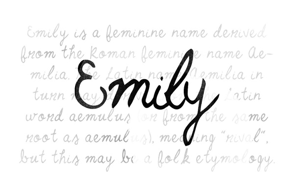 Emily Font
