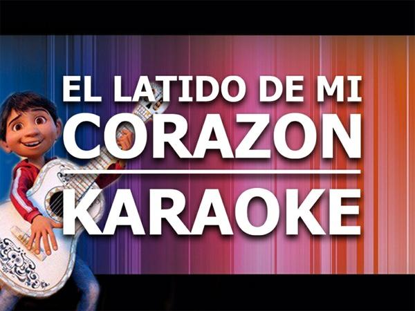 El Latido de mi Corazón - Karaoke