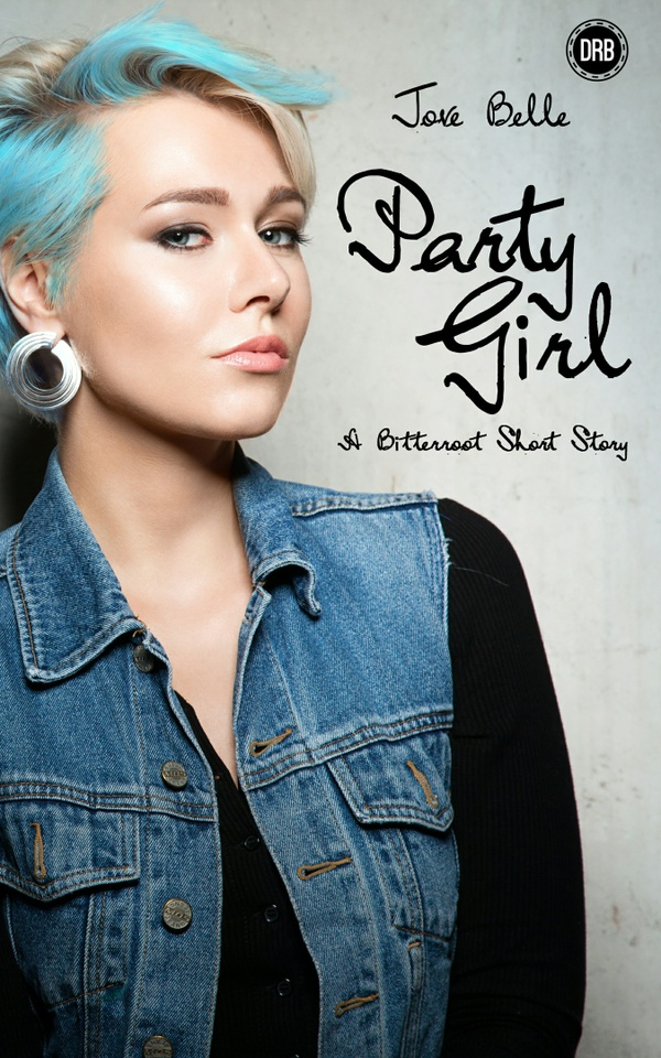 Party Girl by Jove Belle - mobi (kindle)