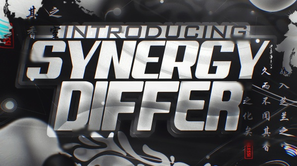 You & Me (INTRODUCING SYNERGY DIFFER)