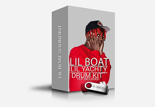 Lil Yachty - Lil Boat Drum Kit