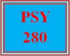 PSY 280 Week 3 Parenting and Education During Early Childhood Paper