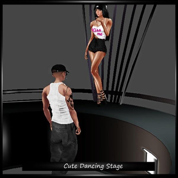 Cute Dansing Stage