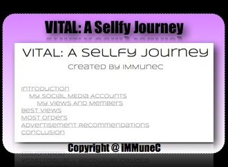 VITAL - A Sellfy Journey (2016)