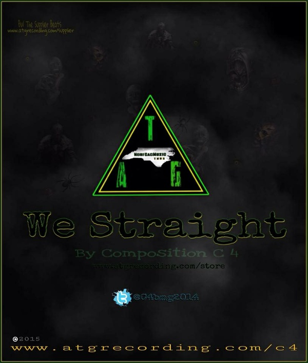 WE STRAIGHT - By C Four