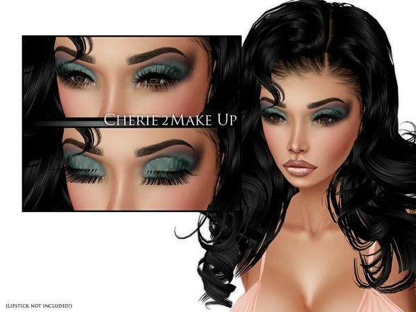 IMVU Texture - Skins by Lee -  Make-up Cherie 2