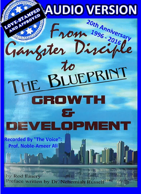 The blueprint from gangster disciple to growth and development the blueprint from gangster disciple to growth and development malvernweather Image collections