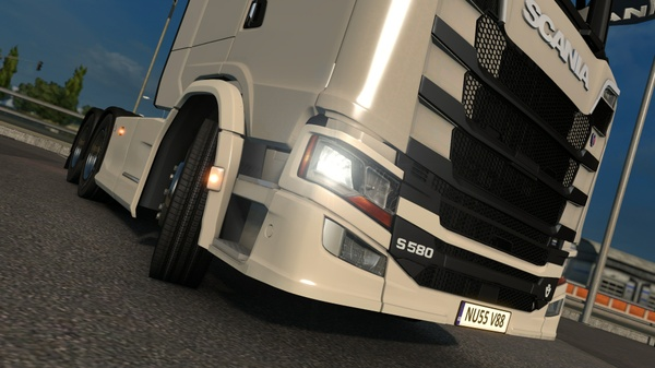 ETS2 Scania Next Gen MultiMod Tractor