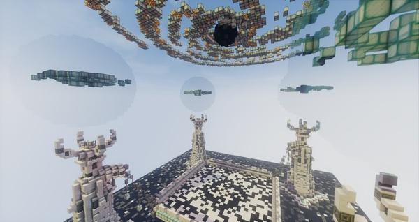 Spleef Arena - Galactic