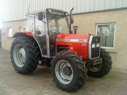 Massey Ferguson 300-series service manual