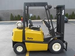 Yale (A875) Forklift Truck GP/GLP/050TG/060TG  Parts manual