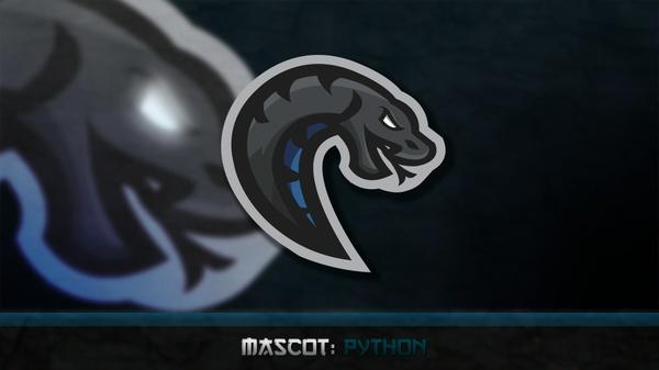 Snake Mascot (Esport logo)