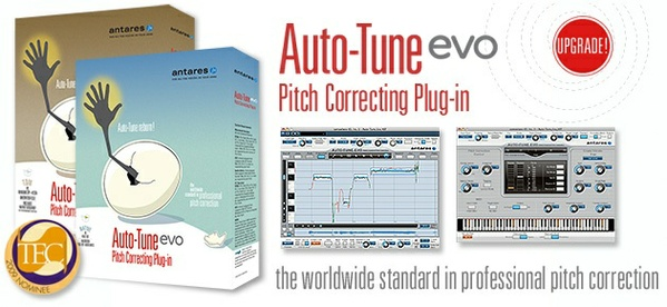 Antares AutoTune EVO ( WINDOWS )