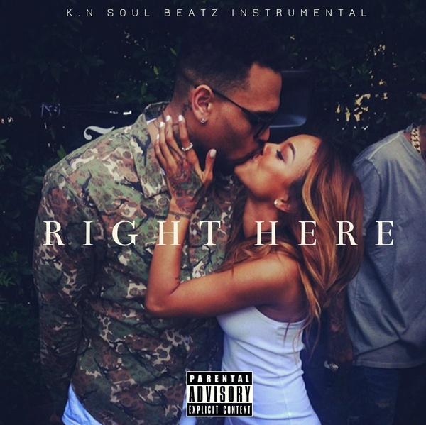 Right Here - Chris Brown   Usher R&B Type Beat Instrumental