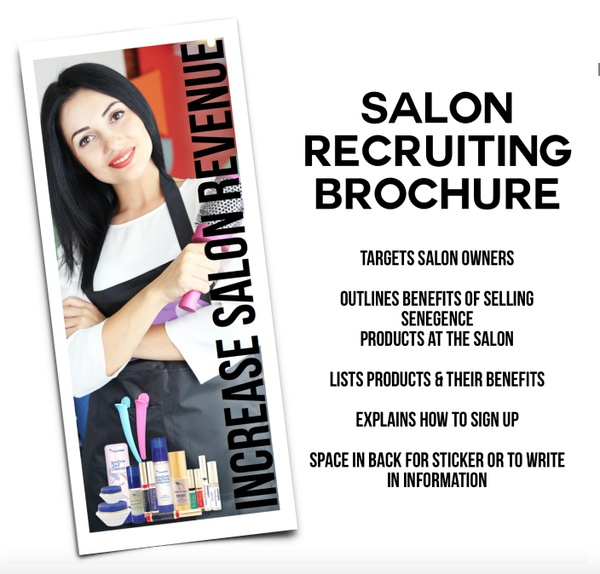USA - Salon Recruiting Brochure