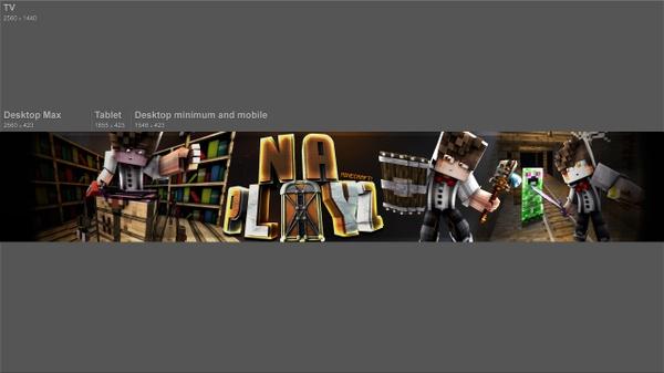 באנר מיינקראפט | Minecraft Banner