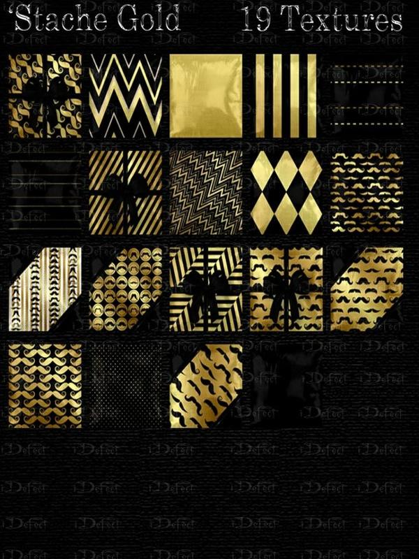 Stache Gold