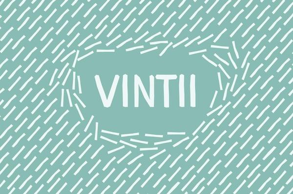 Vintii Font